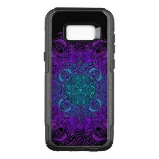Fleur de Swirl OtterBox Commuter Samsung Galaxy S8+ Case