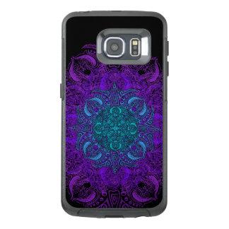 Fleur de Swirl OtterBox Samsung Galaxy S6 Edge Case