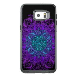 Fleur de Swirl OtterBox Samsung Galaxy S6 Edge Plus Case