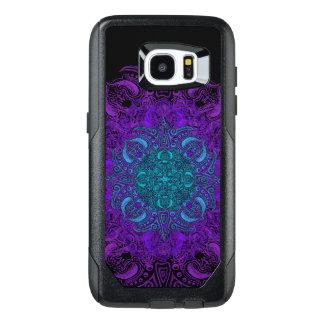 Fleur de Swirl OtterBox Samsung Galaxy S7 Edge Case