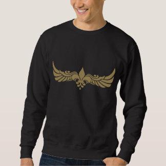 Fleur de Wings Sudadera Con Capucha