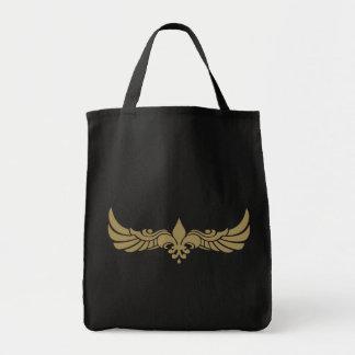Fleur de Wings Tote Bag