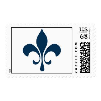 fleur di lis by Greenwich Letterpress Stamp