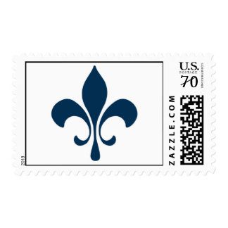fleur di lis by Greenwich Letterpress Stamps
