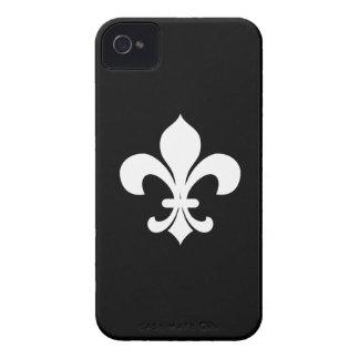 Fleur-di-Lis Heraldry iPhone 4 Case