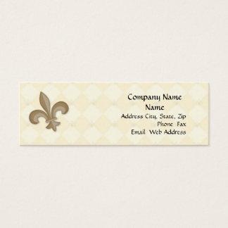 Fleur Di Lis Profile Card