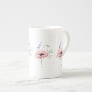Fleur du Provence Bone China Mug