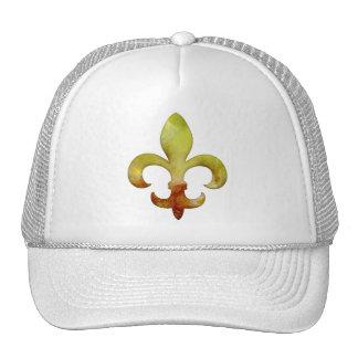 Fleur Faux Stone 4 Trucker Hat