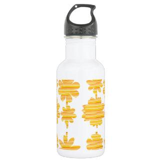 fleur mignonne modèle unique cute flower pattern water bottle