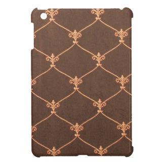 Fleur Pattern iPad Mini Case