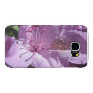 Fleur rosado intrépido y ruidoso fundas samsung galaxy s6