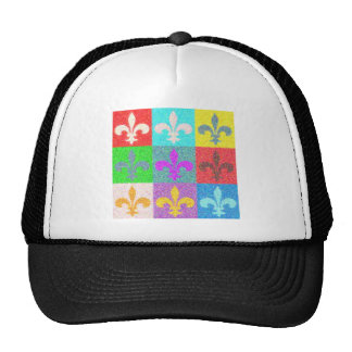 Fleur Trucker Hat
