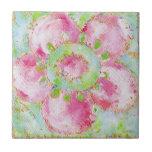 Fleur two tile