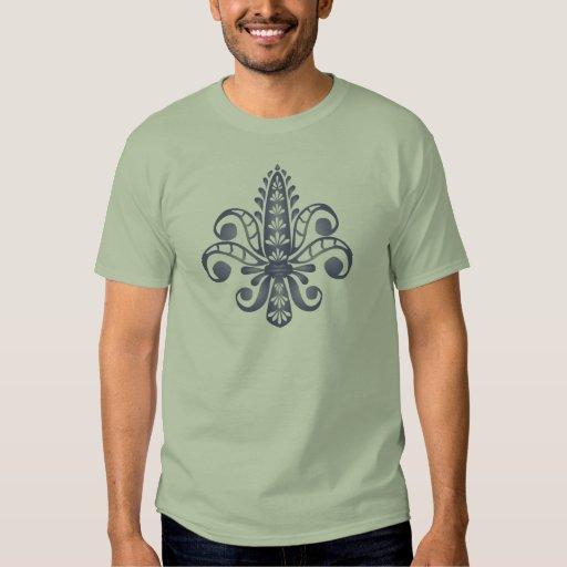 fleurdelis50 t-shirt