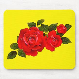 fleurs105 mouse pad