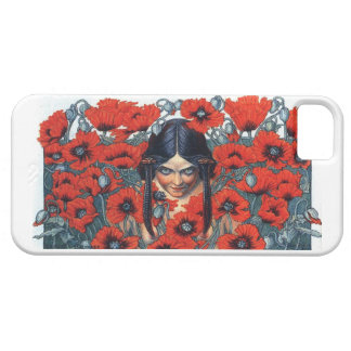 fleurs du mal destruction iPhone SE/5/5s case