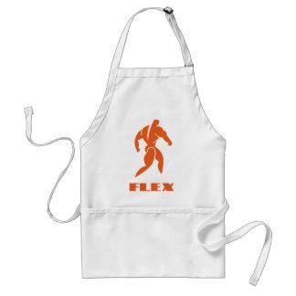 Flex Bodybuilding Adult Apron