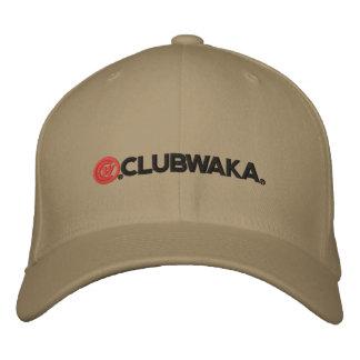 Flexfit Hat With Logo On Back