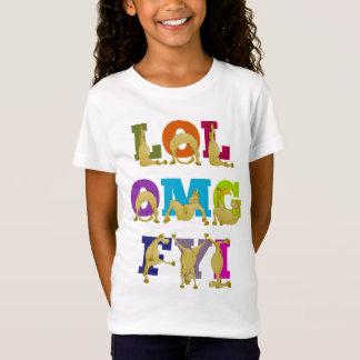 Flexi pony LOL FYI OMG T-Shirt