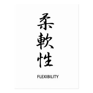 Flexibilidad - Juunansei Tarjetas Postales