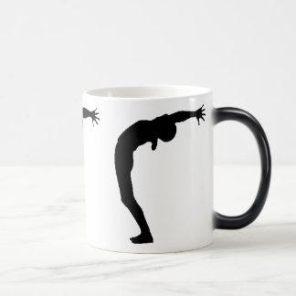 Flexibilidad - taza de café