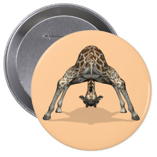 Flexible Giraffe Button