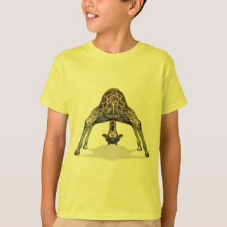 Flexible Giraffe T-Shirt