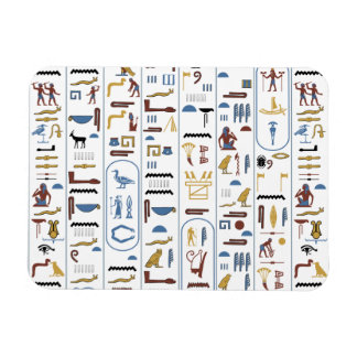 Flexible Kitchen Magnet - Pharaoh (White Backgroun