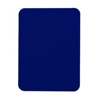 Flexible Magnet with Navy Blue Background