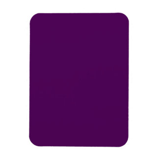 Flexible Magnet with Purple Background