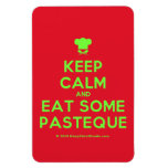 [Chef hat] keep calm and eat some pasteque  Flexible magnets