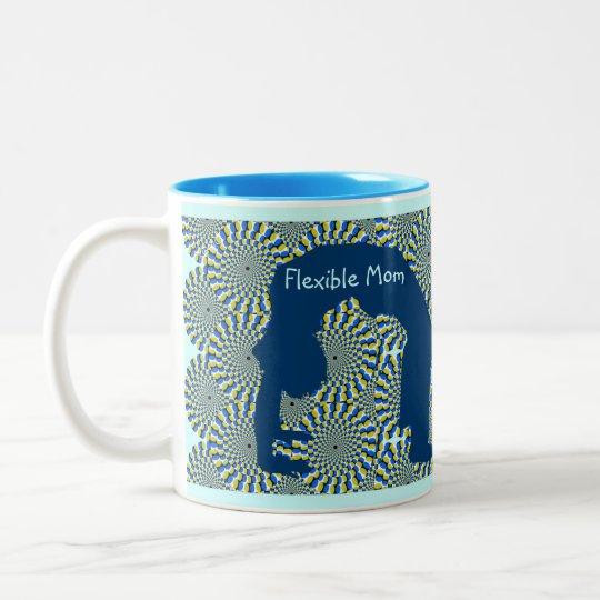 Flexible Mom mug