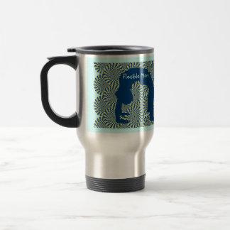 Flexible Mom travel mug