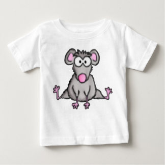 Flexible Mouse Baby T-Shirt