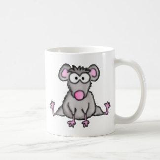 Flexible Mouse Coffee Mug