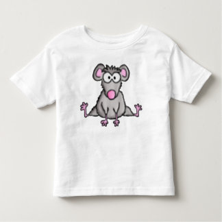 Flexible Mouse Toddler T-shirt