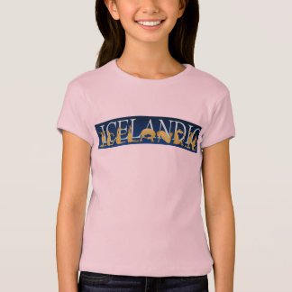 "Flexible pony ""icelandic"" T-Shirt"