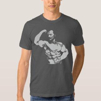Flexión del bíceps de Eugen Sandow - Bodybuilding Camisas