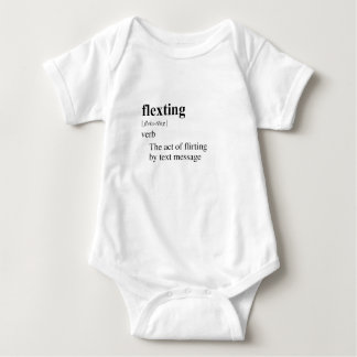 FLEXTING INFANT CREEPER