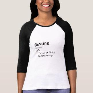 FLEXTING T-SHIRT