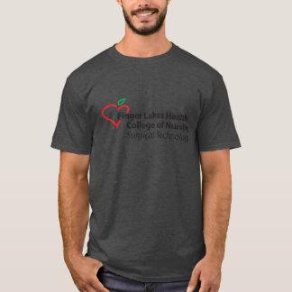 FLHCON Surg Tech T-Shirt Charcoal Mens