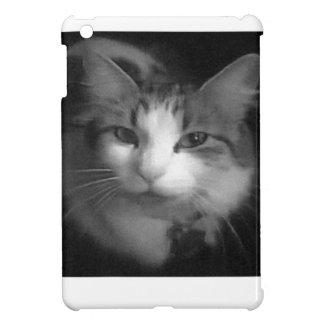 Flick the cat iPad mini covers