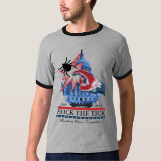 Flick The Tick - Capitol Edition T-shirt