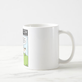 Flick the Udder Coffee Mug