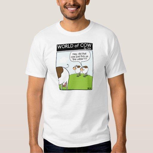 Flick the Udder T-shirt