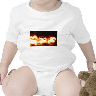 Flickering Jack-O-Lanterns T-shirt