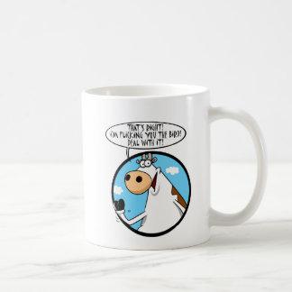 Flicking the Bird! Coffee Mug