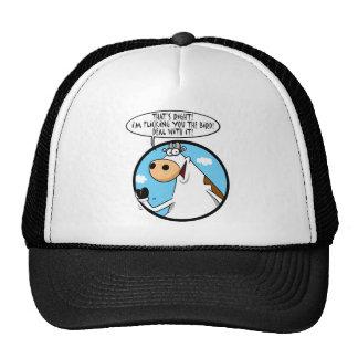 Flicking the Bird! Trucker Hat