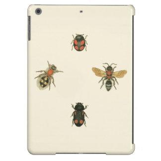 Flies and Beetles by Vision Studio iPad Air Case