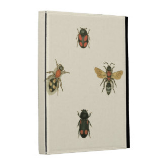 Flies and Beetles by Vision Studio iPad Folio Cover